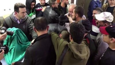 isgal - İsrail askerleri Filistinli bir genci katletti - NABLUS