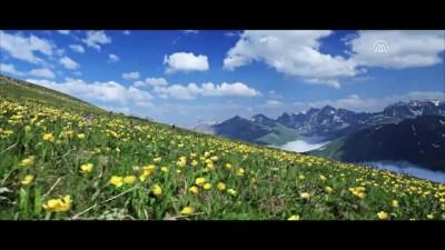 Kaçkar Dağları tanıtım filmine yoğun ilgi - RİZE