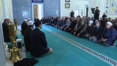 Kırşehirli Dernekler Federasyonu üyelerinden Zeytin Dalı Harekatı'na destek - ANKARA