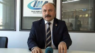 MHP Grup Başkanvekili Usta: 'FETÖ, CHP merkezli seçim ittifakını destekliyor'