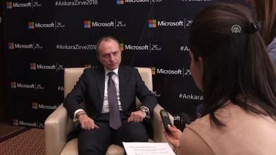 Microsoft'tan siber güvenliğe 1 milyar dolarlık bütçe - ANKARA