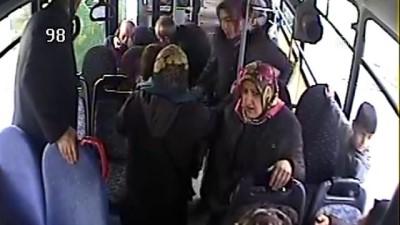 Otobüsle hastaneye yetiştirilen yolcu kurtarılamadı - SAMSUN