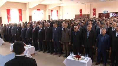 SP Genel Başkanı Karamollaoğlu: 'Bugün dört bir tarafımız ateşle çevrili'