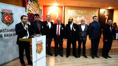 """Türkiye Harp Malulü Gaziler, Şehit Dul ve Yetimleri Derneği Genel Başkanı Uran; """"Afrin'de şehit olan askerlerimizin tek sorumlusu Amerika'dır"""""""