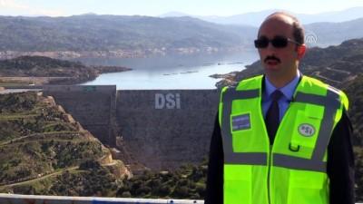 Adnan Menderes Barajı ekonomiye can veriyor - AYDIN