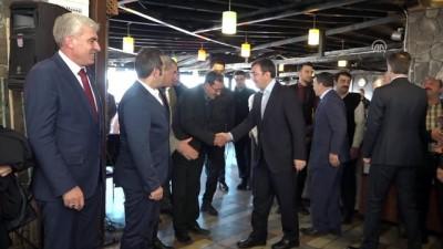AK Parti Genel Başkan Yardımcısı Yılmaz: 'Güvenlik güçlerimiz, Afrin'de sivillerle ilgili çok hassas bir tavır içerisinde' - BİNGÖL