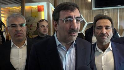 AK Parti Genel Başkan Yardımcısı Yılmaz - Moody's'in kararı - BİNGÖL