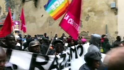 Bir siyahinin öldürülmesi protesto edildi - FLORANSA