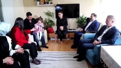 Çalışma ve Sosyal Güvenlik Bakanı Sarıeroğlu Sivas'ta