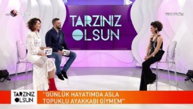Tarzınız Olsun - Derya Uluğ: Eşofmanla markete bile gitmem