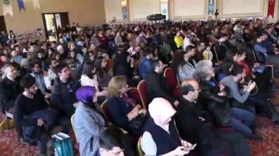 'Diriliş Ertuğrul' oyuncuları sempozyuma katıldı - KOCAELİ