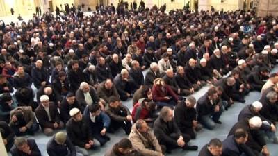 Diyanet İşleri Başkanı Erbaş, Mehmetçik için dua etti