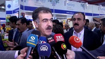 IKBY ile Türkiye arasındaki ticari ilişkiler - ERBİL