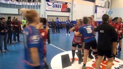 Kastamonu Belediyespor, EHF Kupasında yarı finale yükseldi