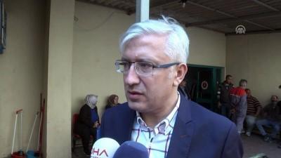 Motosikletin çarptığı emekli mahkeme başkanı Karadeniz'in ölümü - ANTALYA