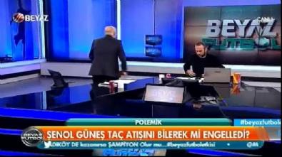 beyaz futbol - Sinan Engin tartışılan pozisyonu anlattı