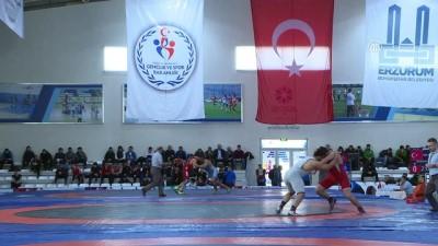 Türkiye 23 Yaş Altı Erkekler Serbest Güreş Şampiyonası - ERZURUM