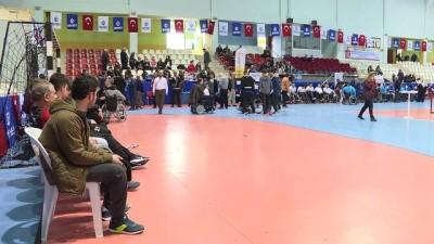 Türkiye Bedensel Engelliler Bilek Güreşi Şampiyonası - KOCAELİ