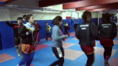'Altın kızlar' Rusya'ya hazırlanıyor - KAHRAMANMARAŞ