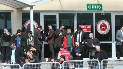 Atatürk Havalimanı'ndaki terör saldırısı davası - İSTANBUL