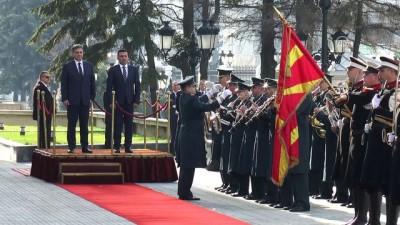 kimlik karti - Bosna Hersek Bakanlar Konseyi Başkanı Zvizdic Makedonya'da - ÜSKÜP