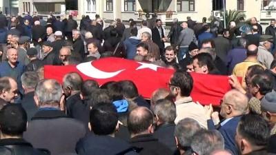 Motosiklet kazasında hayatını kaybeden Orhan Karadeniz toprağa verildi