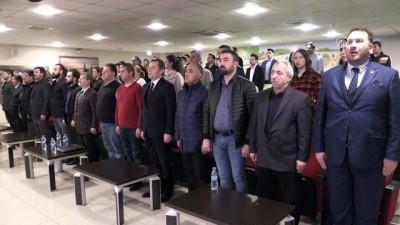 Prof. Dr. Günşen: 'Akif, zaferi İstiklal Marşı ile müjdeledi' - EDİRNE