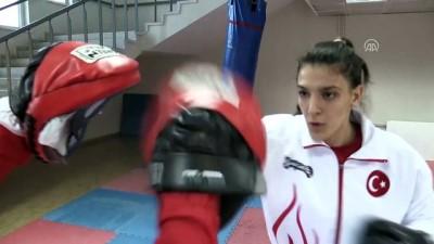 Ringlerin şampiyon kızı yeni hedefler peşinde - DÜZCE