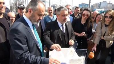Şehrim 2023 otobüsünün ilk durağı Bursa oldu