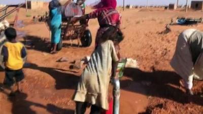 - Sudan'da yeni bir su kuyusu daha açıldı