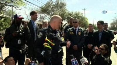 - Teksas'ta bombalı paketle bir saldırı daha: 1 ölü, 1 yaralı