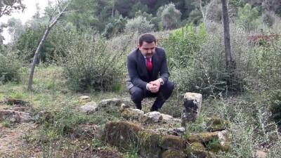 103 yıl önce ölen şehidin kabri bulundu - ÇANAKKALE
