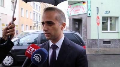 - Almanya'da PYD/PKK Yandaşları Camiye Saldırdı
