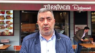 Almanya'da Türk restoranına saldırı - BERLİN