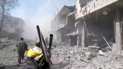 (ARŞİV) 'Suriye'de 2014-2017 arasında 2 bin 500 çocuk öldürüldü' - SURİYE