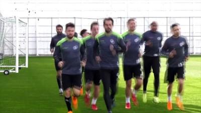 Atiker Konyaspor'da Kayserispor maçı hazırlıkları başladı - KONYA