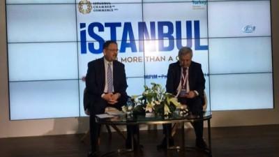 """- Bakan Özhaseki, Uluslararası Yapı Ve İnşaat Fuarı'nda - Çevre Ve Şehircilik Bakanı Mehmet Özhaseki: - """"son 10 Yıl İçerisinde 220 Milyar Dolarlık Bir İş Hacmine Ulaştık'"""