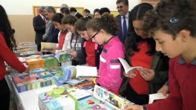 Çocuk edebiyatı festivali başladı