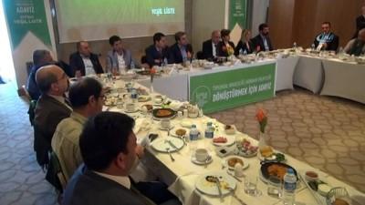 """DTSO'nun yeşil liste adayı Mehmet Kaya: """"Dönüp baktığınız zaman, DTSO'ya merkezi anlamda siyasetin müdahalesini bu dönem çok hissetmiyoruz"""""""
