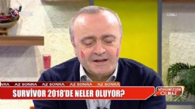 Ece Erken, Ali Eyüboğlu'nu neden öptü?