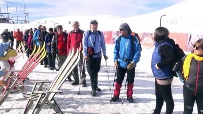 Engelli dağcının hedefi Everest - KAYSERİ