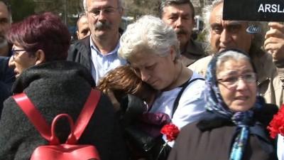 Güvenpark saldırısında hayatını kaybedenler anıldı