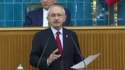 Kılıçdaroğlu: 'Masa başında milletvekili sayısını arttıracağız diye yola çıkanları sandığa gömeceğiz' - TBMM