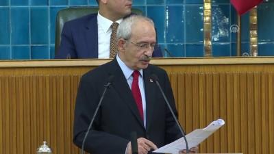 Kılıçdaroğlu: 'Meclisi bombalayanla gazetecilere aynı ceza veriliyor' - TBMM