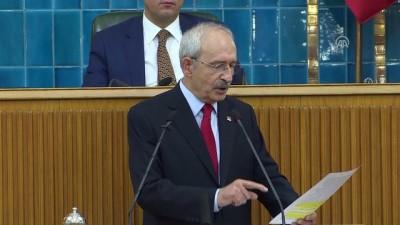 Kılıçdaroğlu: 'Şeker fabrikaları zarar ettiriliyor' - TBMM