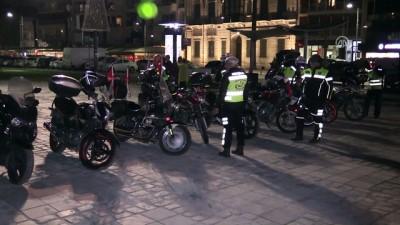 Motosikletçiler 'çocuk istismarına' karşı 'gaza bastı' - İZMİR