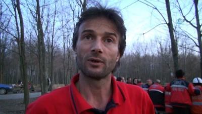 Sakarya UMKE ve Arama Kurtarma Dernekleri zorlu şartlarda kamp yapıyor