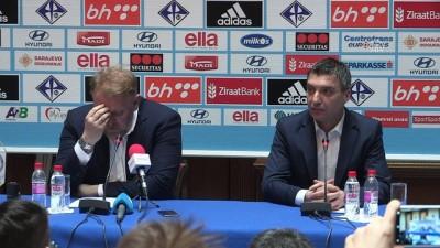 Süper Lig'den 3 oyuncuya milli davet - SARAYBOSNA