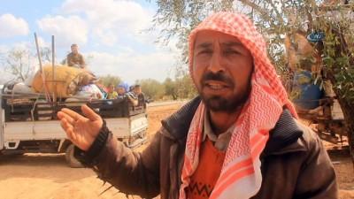 - Afrin'den Azez'e Pkk'den Kaçış Başladı