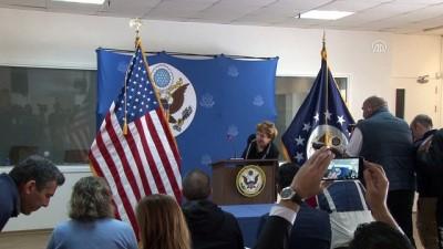 Akdeniz'deki doğalgaz arama faaliyetleri - ABD'nin Lefkoşa Büyükelçisi Doherty -  LEFKOŞA